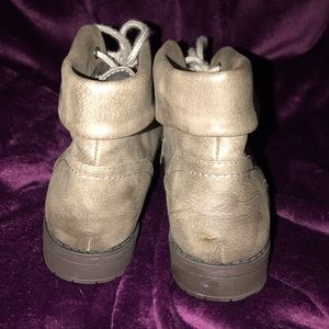 Sonoma Shoes - Gray boots size 10 women's. New!  Sonoma Brand